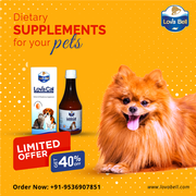 Buy LovaCal Calcium Supplement for your pets